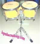 Trống bongo vàng nhạt