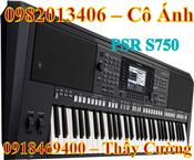 Đàn organ PSR S750