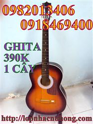 Đàn guitar 390k